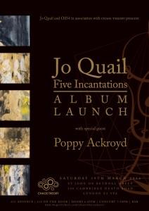 Five Incantations Poster