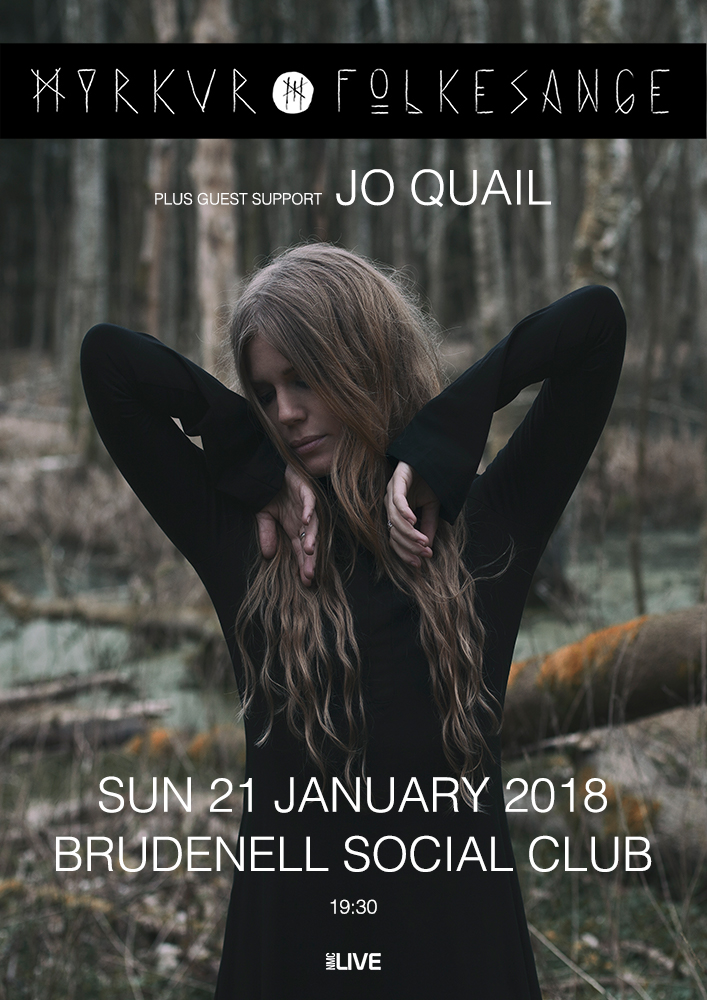 Supporting Myrkur – Folkesange in Leeds