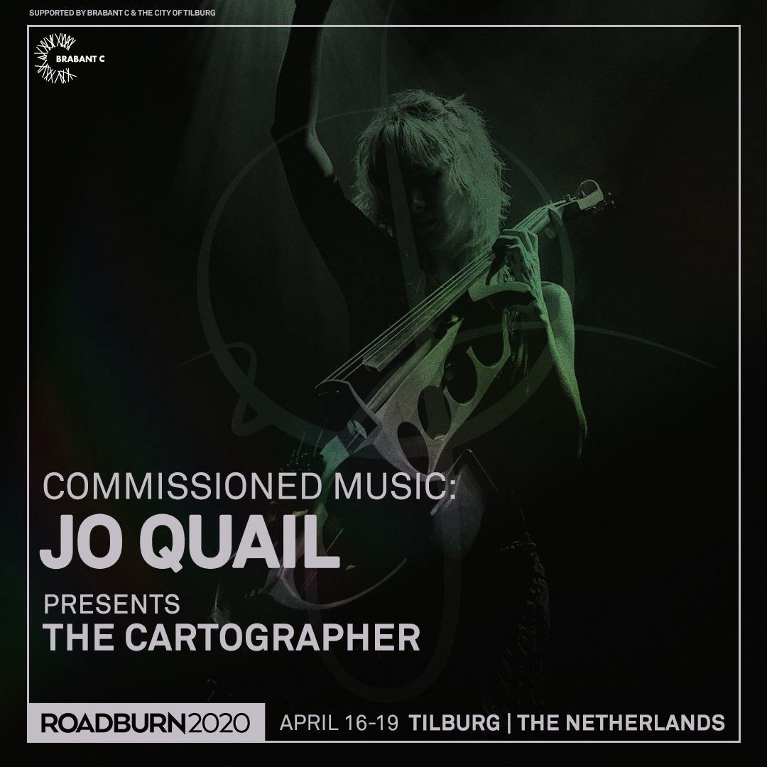 Roadburn 2020 : I have been commissioned by Roadburn Festival to compose a new work to be premiered in 2020 at the festival. I'm writing for an incredibly exciting ensemble including members of the acclaimed Dutch 'New Trombone Collective', and renowned vocalist Lucie Dehli among others, more news to follow!